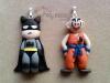 Batman e Crilin